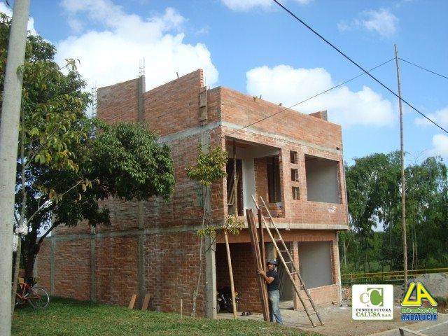 Casa Modelo construcción
