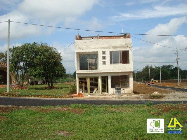 Casa modelo Fachada