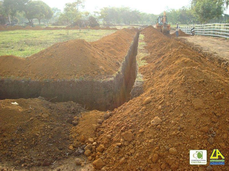 Excavacion y descapote